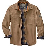 Journeyman Shirt Jacket