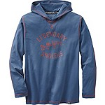 Vintage Legendary Anglers Hooded Tee