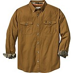 Mens Backroads Twill Shirt