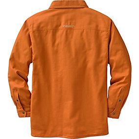 Creek Bed Canvas Shirt Jacket