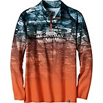 Mens Copper River 1/4 Zip