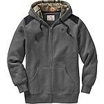 Ladies Traveler Hooded Sweatshirt Jacket