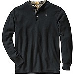 Summit Double Collar Henley
