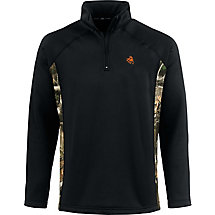 HuntGuard® Nanotec Heavyweight Fleece ¼ Zip at Legendary Whitetails