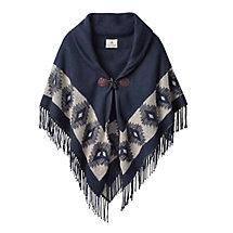 Ladies Grand Cove Poncho at Legendary Whitetails