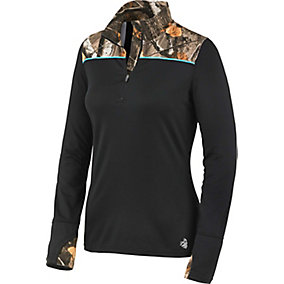Ladies Full Range Performance 1/4 Zip