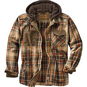 Horizon  Hooded Shirt Jac
