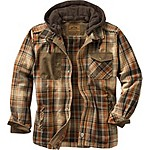 Horizon  Hooded Shirt Jac