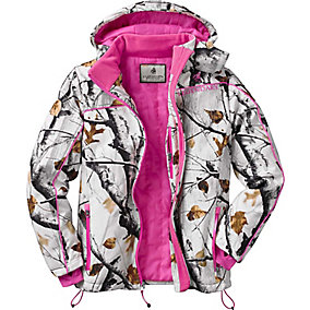 Ladies Snowdrift Softshell