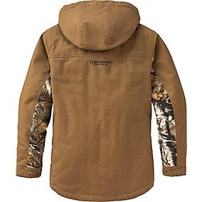 Ladies Gravel Road Workwear Jacket