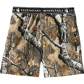Midnight Timber Boxer Shorts