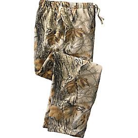 Timber Antler Fleece Lounge Pants