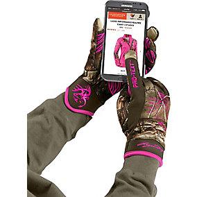 Ladies Spider Web II Pro Text Glove