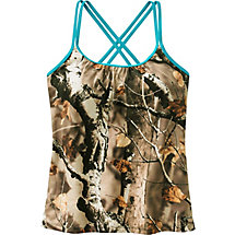 Ladies Big Game Camo Oasis Tankini Top at Legendary Whitetails