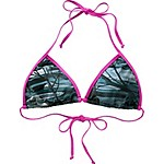 Ladies Coastline String Bikini Top