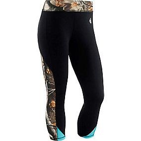 Ladies Full Range Capri Pants