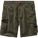 Mens Ripstop Cargo Shorts