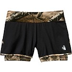 Ladies Sunset Performance Shorts