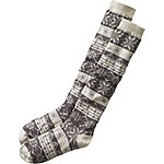 Ladies Glistening Pines Boot Socks