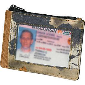 High Impulse Canvas  Front Pocket Wallet