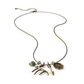 Ladies Heritage Charm Necklace