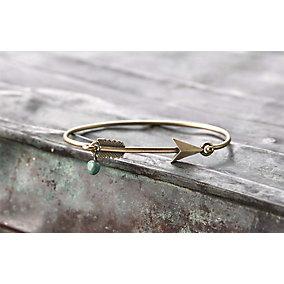 Ladies Heritage Lone Arrow Bracelet