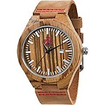 Mens Whiskey Barrel Watch