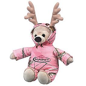 Realtree Pink Camod Up Deer