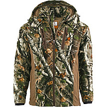 HuntGuard® Reflextec Big Game Camo Hunting Jacket at Legendary Whitetails