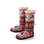 Ladies Leaping Deer Nordic Muk Luks