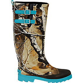 Ladies Storm Chaser Rain Boots
