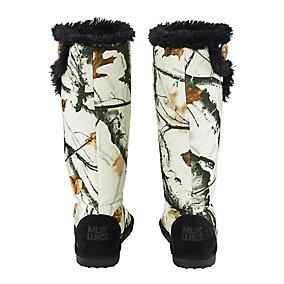 Ladies Camo Boot