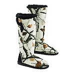 Ladies Camo Boot