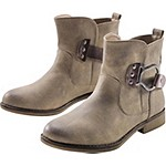 Ladies Frontier Ankle Boots