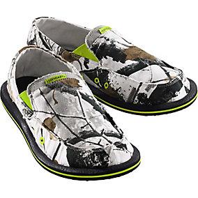 Whiteout Slip On Shoe
