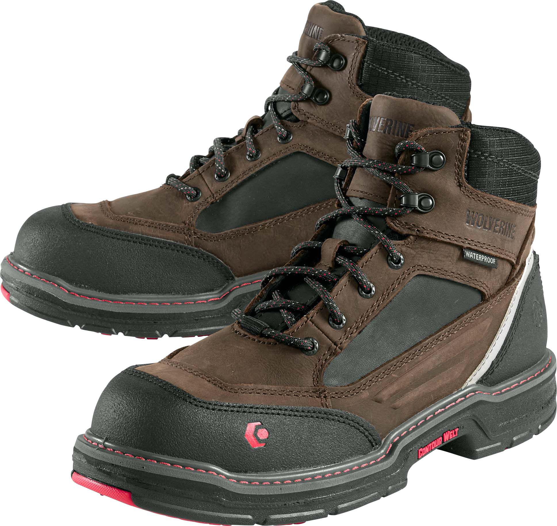work catm men reset honey caterpillar comfortable boots mens steel shop comforter outline orthotic s toe cat composite