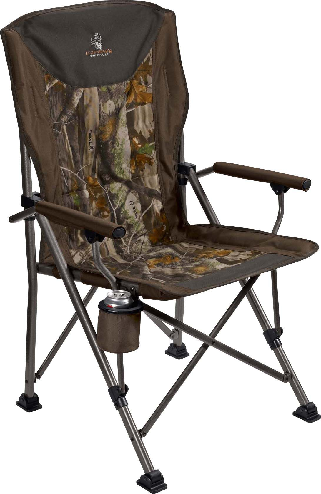 This Is Not Your Average Portable Bag Chair Heavy Duty Powder Coated Steel Frame And Hardware For A Full 300 Lb Capacity Features Next Camo Accents