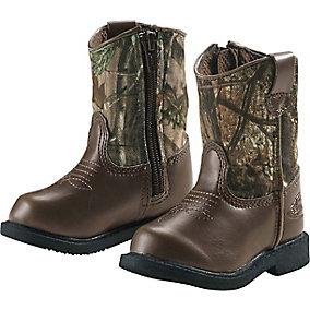 Toddler Boys Lil Dustin Cowboy Boots