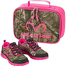 Girls Realtree Camo Miss Eagle Athletic Shoes at Legendary Whitetails