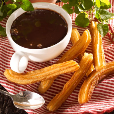3 Packages of Churros Pastries - Frozen, Ready in Minutes