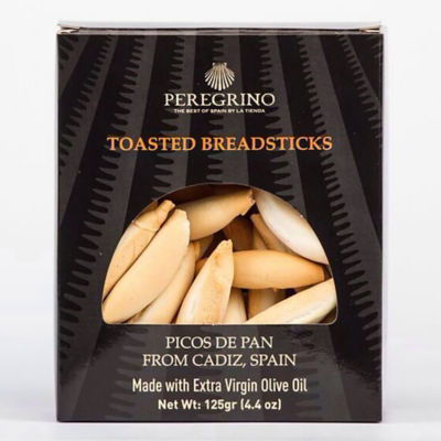 2 Packages of Camperos - Classic Picos Breadsticks