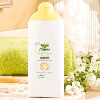 Heno de Pravia Body Lotion