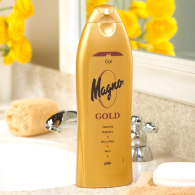 Magno Gold Bath Gel