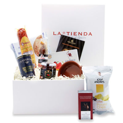 Entertaining Gift Box