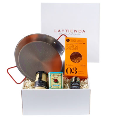 Traditional Fideuá Gift Box