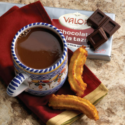 Valor Hot Chocolate a la Taza