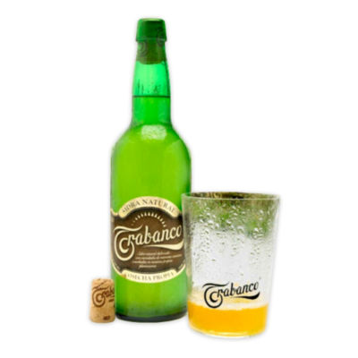 Sidra from Asturias - Cosecha Propia by Trabanco