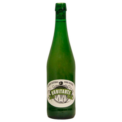 Cidre Urbitarte - Craft Cider from Pais Vasco