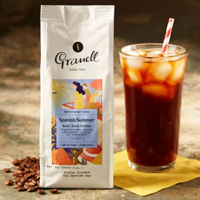 Whole Bean 'Spanish Summer' Coffee by Granell