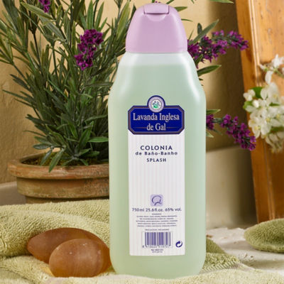 2 Bottles of Lavanda Inglesa de Gal Splash